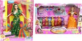 Amaya Pretty Fashion Doll330 Set Of 2