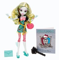 Monster High High Picture Day Lagoona (Multicolor)