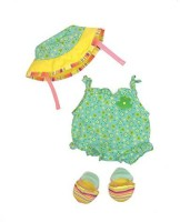 Manhattan Toy Ba Stella Fun In The Sun Ba Clothing (Multicolor)