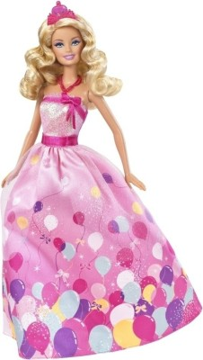 Buy Barbie Birthday Princess: Doll Doll House
