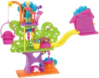 Mattel Wall Party Ultimate All-in-One Playset (Multicolor)