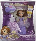 Sofia Dolls & Doll Houses Sofia Disney the First Royal Curtsy Sofia