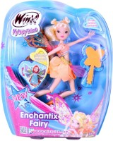 Winx Enchantix Fairy Doll - Stella (Multicolor)