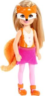 Barbie Dolls & Doll Houses Barbie Chelsea Fox Doll