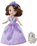 Mattel Dolls & Doll Houses Mattel Disney Sofia The First Sofia Doll and Clover The Rabbit