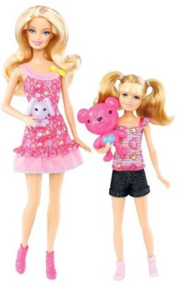 Barbie Sisters Fun Prizes Barbie and Stacie Doll