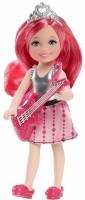 Barbie Rock 'N Royals Pink Princess Chelsea Doll (Pink)