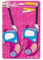 Barbie My Fab Walkie Talkies (Multicolor)