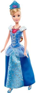 Disney Dolls & Doll Houses Disney Princess Glitter 'N Lights Cinderella Doll