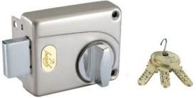 Godrej Nickel Glossy door lock
