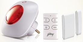 Godrej Eagle -I Smart with Free Installation Door Window Alarm