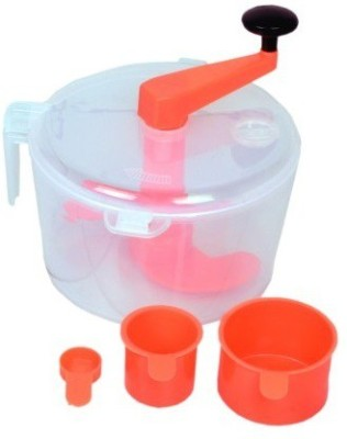 Ezone Atta Maker Plastic Detachable Dough Maker