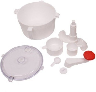 Mooz Atta Food Maker Plastic Detachable Dough Maker White available at Flipkart for Rs.111