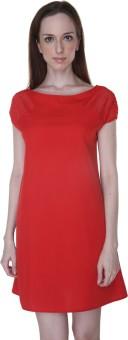 Rigoglioso Women's A-line Red Dress