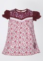 Happy Face Girl's Baby Girl's A-line Dress