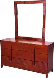 Nesta Furniture Chester Solid Wood Dressing Table