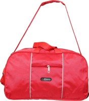 Bleu Travel Bag RoleON Waterproof With Wheel - Red - 523 21 Inch/53 Cm (Expandable) Red