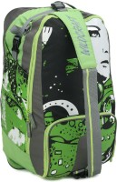 Wildcraft Revolver 21 inch Travel Duffel Bag Green