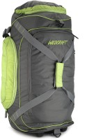 Wildcraft Voyager 30 inch Duffel Strolley Bag Green