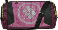 Newera Pro 2 Sports 47 Cms 18.5 Inch Gym Bag Grape-D.Pink