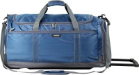 American Tourister X Bag Travel 1 WHD 25.5 inch Duffel Strolley Bag Blue