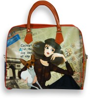 Generic Digital Print Duffle Bag 18 Inch/45 Cm MultiColor