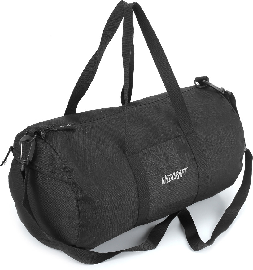 Wildcraft Bags Black Travel Duffel Bag Black