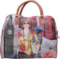 Ruff Digital Printed Duffle Bag 14 Inch/38 Cm (Expandable) Multicolor
