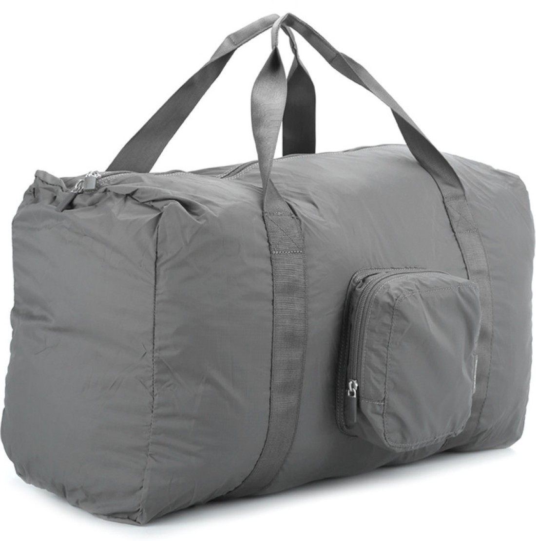 Gym Bag Flipkart: Samsonite Travel Link 21.3 Inch Travel Duffel Bag Grey
