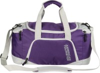 American Tourister X Bag Casual 1 19.6 inch Travel Duffel Bag Purple
