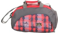 United Fitness Gym Duffel 16 Inch Gym Bag Red