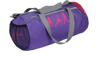 Pole Star 0709 Purple For Girls 19 Inch Gym Bag Purple-07