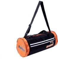 Montex Gym Bag Black/orange 18 Inch/45 Cm Black