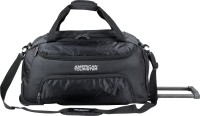 American Tourister X Bag Business WHD 21.6 inch Duffel Strolley Bag Black