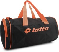 Lotto Digiflip Gym Bag Black/Orange