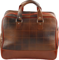 Tortoise 24 inch Travel Duffel Bag Light Brown