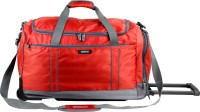 American Tourister X Bag Travel 1 WHD 21.6 inch Duffel Strolley Bag Rust