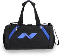 Nivia Beast Gym Bag Multi-purpose (Black, Blue, Kit Bag)