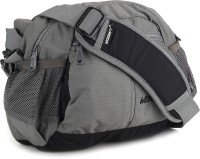 Wildcraft Bum Bag - Men||Women Black