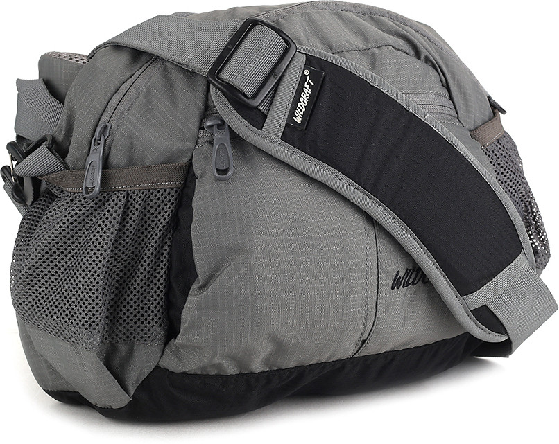 Wildcraft Bags Black Wildcraft Bum Bag Men Women