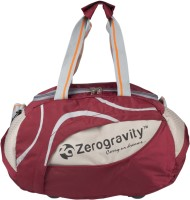 Zerogravity Star Gym 18 Inch Travel Duffel Bag Red