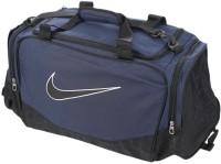 Nike BA3233-472 25.6 Inch Travel Duffel Bag Blue, Black