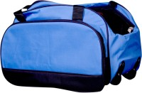 One Up DB500009 Expandable Small Travel Bag  - Large Black, Blue