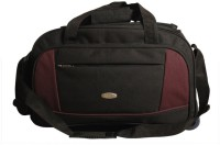 Cosmo Black Wheel Travel 20 Inch Expandable Duffel Strolley Bag Black-02