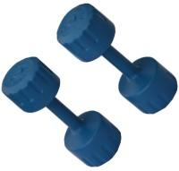 Kids Kraft 2 Kg PVC - Set Of 2 Fixed Weight Dumbbell