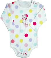 Cool Baby Baby Boy's, Baby Girl's Multicolor Romper
