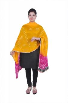 Apratim Art Silk Self Design Women's Dupatta