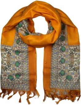 Shopatplaces Art Silk Self Design Women's Dupatta - DUPEE5RJDHFKY39M