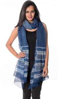 Geeta Silk Cotton Blend Printed Women's Dupatta - DUPE3F3NU8BU2FPF