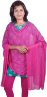 Womens Trendz Chiffon Solid Women's Dupatta